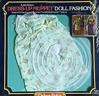 Dress-Up Muppet Doll Fashion - Miss Piggys Garden Party Apparel