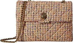 Large Kensington Tweed Shoulder Bag