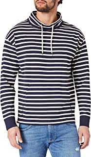 Armor Lux Men's Sweat Col Montant Sweater