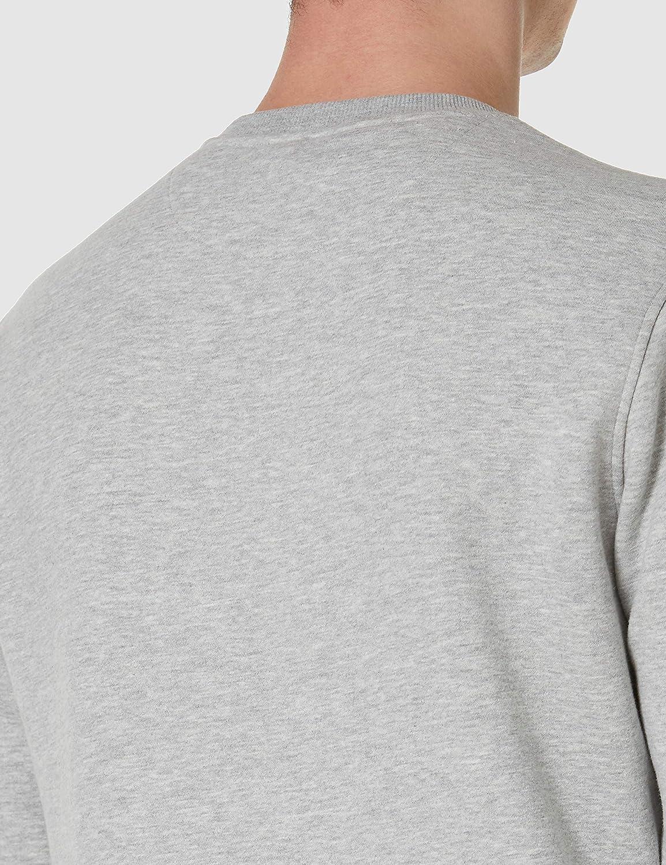 FOSTER TAYLOR Mens Comfy SWEATSHIRT in Brushed Back Fleece