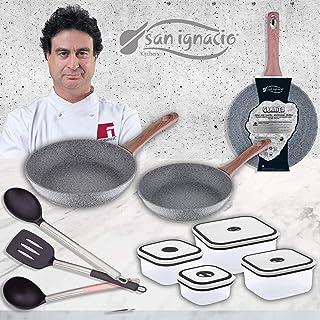 Amazon.es: bateria cocina induccion - San Ignacio