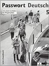Passwort Deutsch: Lehrerhandbuch 5 (German Edition)