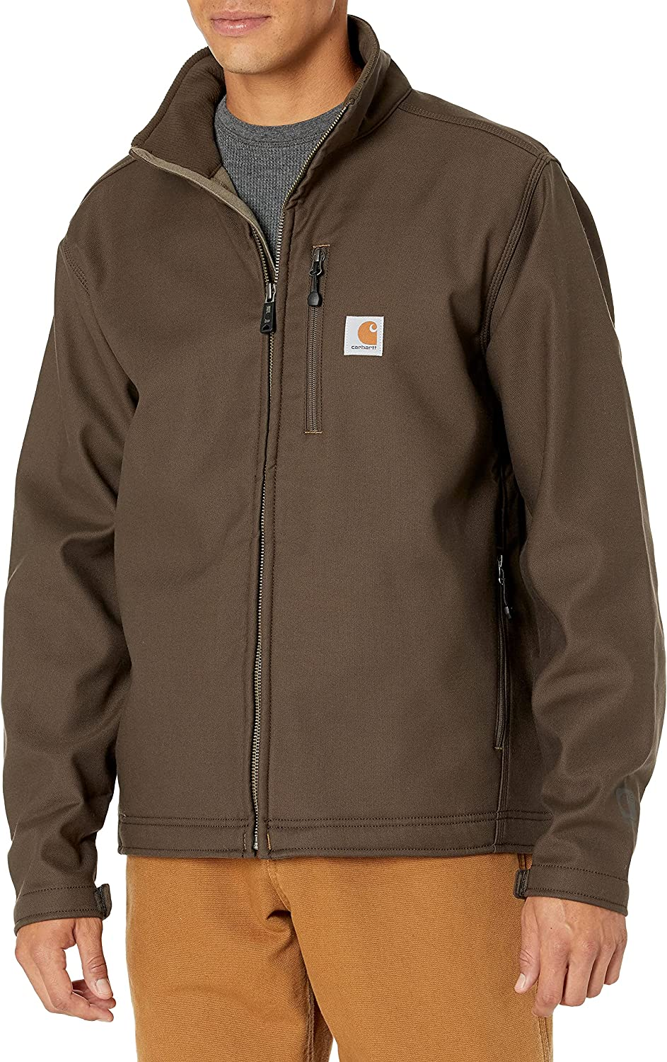 Carhartt Men's Pineville OFFicial shop Safety and trust Jacket
