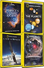 National Geographic Planet Pack (Live From Space / A Traveler's Guide to the Planet / Hunbble's Cosmic Journey / Journey: To the Edge of the Universe)