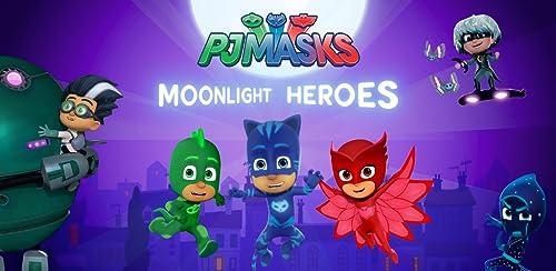 『PJ Masks: Moonlight Heroes』のトップ画像