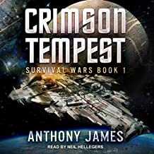 Crimson Tempest: Survival Wars, Book 1