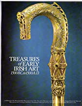 Treasures of early Irish art, 1500 B.C. to 1500 A.D: From the collections of the National Museum of Ireland, Royal Irish Academy, Trinity College, Dublin