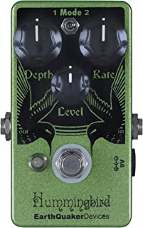 EarthQuaker Devices Hummingbird Tremolo Guitar Effect Pedal