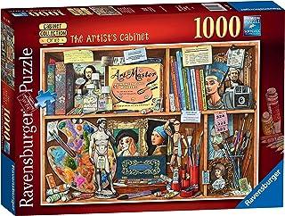 Ravensburger Ravensburger - The Artist's Cabinet 1000pc Puzzle