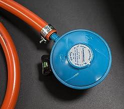 CAMPINGAZ 72162K Hose & Regulator Including 2X Clamps Gas Hose and Regulator Kit, 10 x 10 x 10 cm, Silver