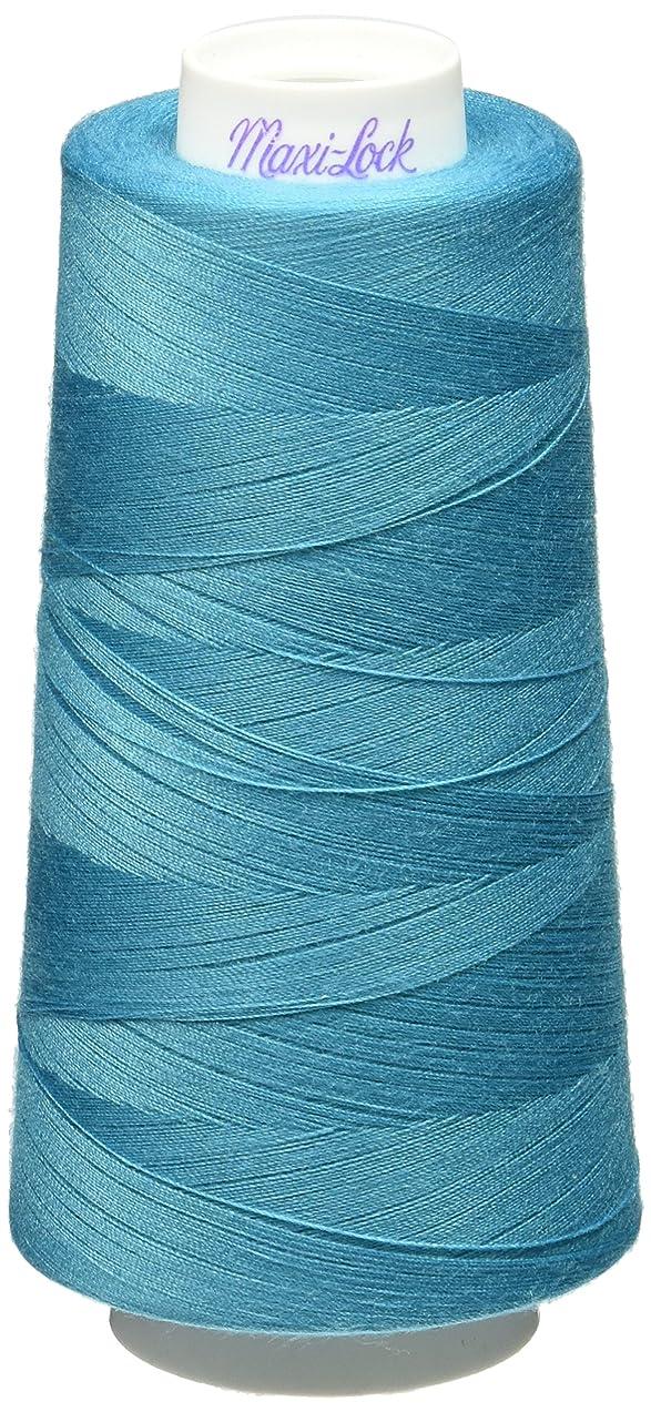American & Efird 51-32265 Maxi-Lock Cone Thread, 3000-Yard, Radiant Turquoise