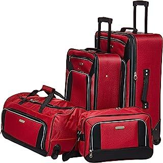 حقيبة سفر فيلدبروك اكس ال تي بجوانب لينة من امريكان توريستر بتصميم قائم