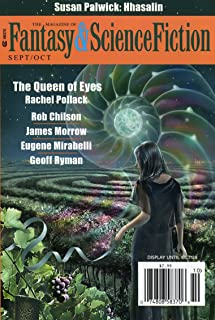 The Magazine of Fantasy & Science Fiction September/October 2013 (The Magazine of Fantasy & Science Fiction Book 125)