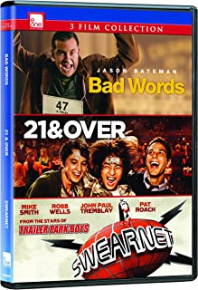 Bad Words / 21 & Over / Swearnet: The Movie