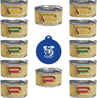 Hound & Gatos Canned Cat Food 3 Flavor Variety Bundle: (4) Salmon Recipe