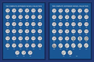 American Coin Treasures Complete Jefferson Nickel Year Collection 1938-2013