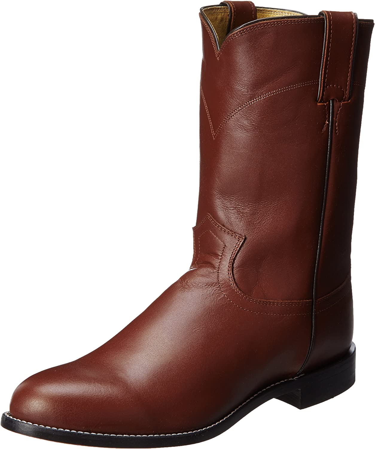 In stock Justin Financial sales sale mens Boots Cowboy