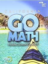 Holt McDougal Go Math!: Student Interactive Worktext Grade 7 2015