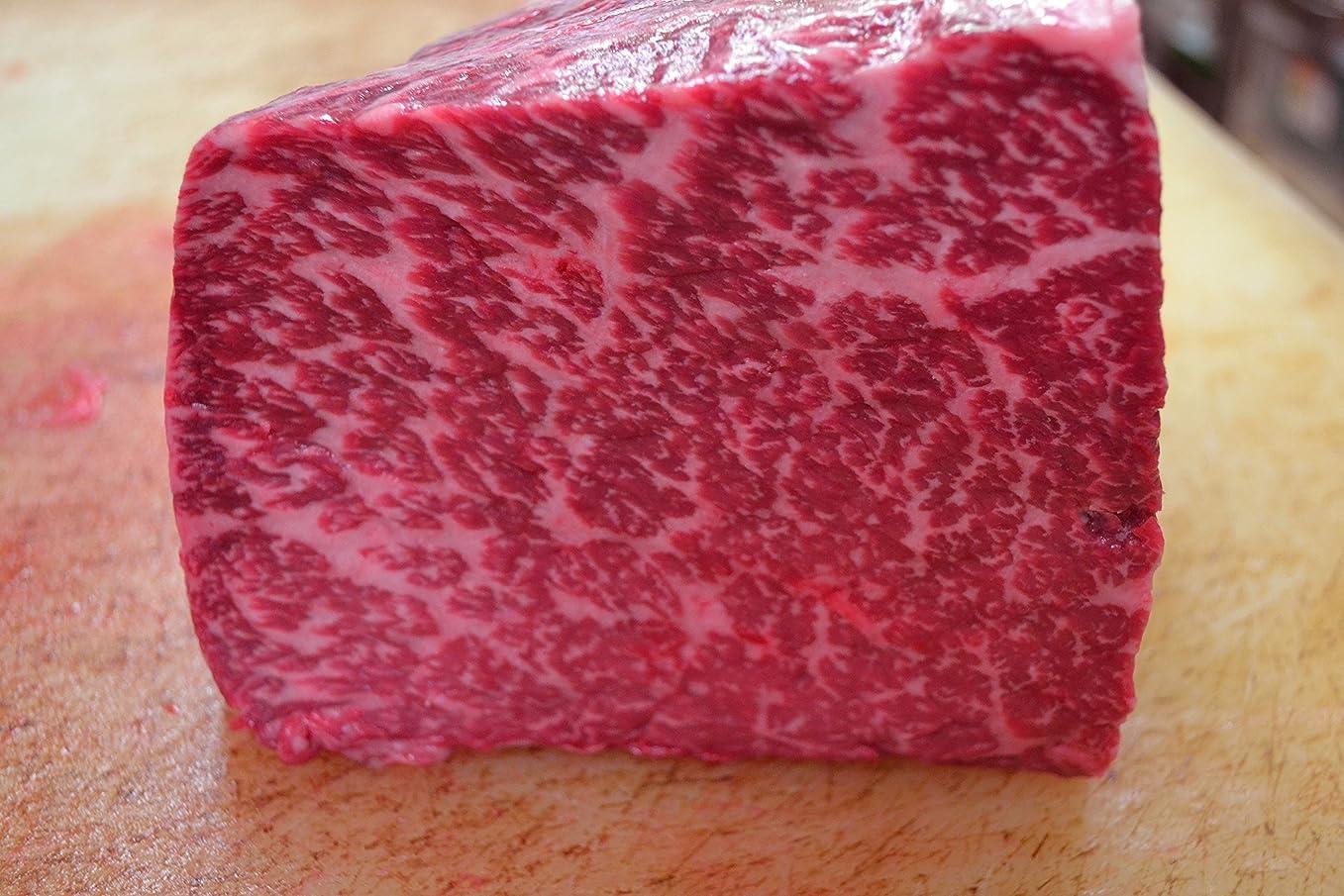 ぼかすエーカー排出和牛ブロック 業務用 1kg 【 国産 黒毛和種 使用 焼肉 BBQ 牛肉 ★】