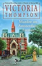 Murder on Amsterdam Avenue (Gaslight Mystery Book 17)