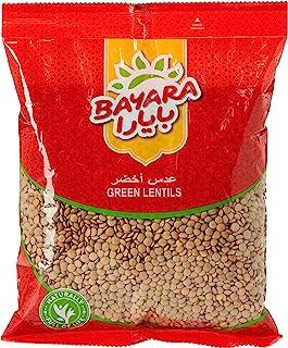Bayara Green Lentils, 1 kg