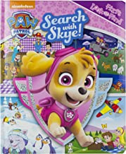 Nickelodeon Paw Patrol - Search with Skye First Look and Find Activity Book - PI Kids