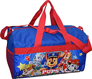 paw patrol overnight bag