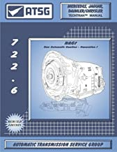 ATSG Mercedes 722.6 / NAG 1 Automatic Transmission Repair Manual (Mercedes 722.6 Transmission Fluid Dipstick Tool - Best Repair Book Available!)