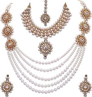 Classic Wedding Jewellery For Women by YCAJ YC ART JEWELLERS