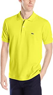 Lacoste Men's Short Sleeve Pique L.12.12 Classic Fit Polo...