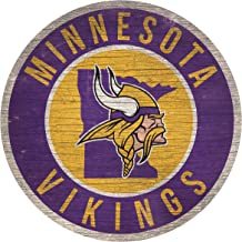 Minnesota Vikings Wall Decor 2 Piece Set Great Includes Best Dad and Team Slogan Wall plaques