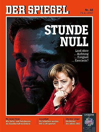 DER SPIEGEL 48/2017: Stunde Null