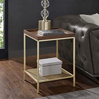 Best gold square side table Reviews