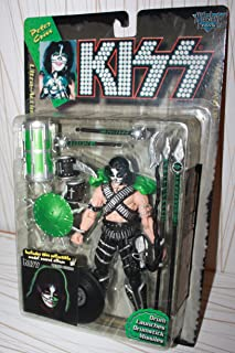1997 KISS Ultra Action Figure with Letter Base - Peter Criss