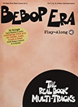 Bebop Era Play-Along: Real Book Multi-Tracks Volume 8 (Th Real Book Multi-Tracks)