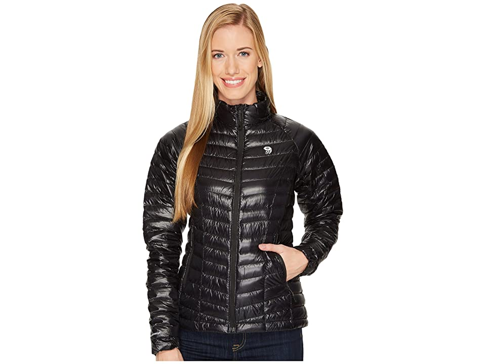 Mountain Hardwear Ghost Whisperertm Down Jacket (Black 1) Women