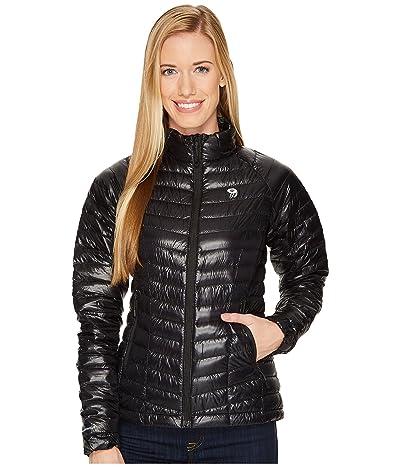 Mountain Hardwear Ghost Whisperertm Down Jacket (Black 1) Women