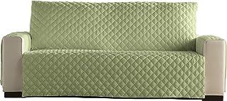 Lucena Cantos - Cubre Sofá Reversible, (Linea Verde, 3