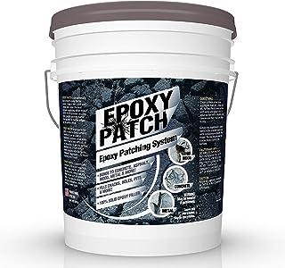 3パーツエポキシ樹脂モルタルパッチ適用システム–に樹脂、Hardener集合。Fills Cracks、穴、Pits & More 。Bonds toコンクリート、アスファルト、ウッド&メタル。 25 lb Pail 3PEPOXY