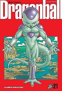 Dragon Ball nº 21/34 PDA (Manga Shonen)