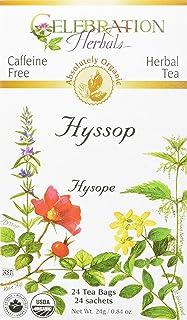 Hyssop Herb Tea Organic-24 bag