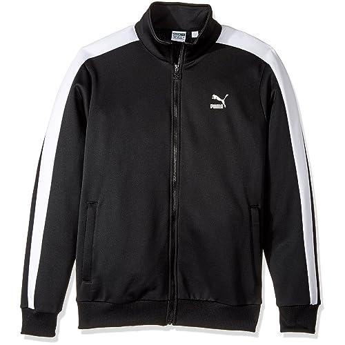 064976cec418 PUMA Men s Archive T7 Track Jacket