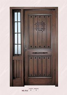 Amazon.es: puertas rusticas de exterior