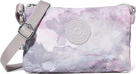 TALLA 2.5x14x20.5 cm (LxWxH). Kipling Creativity Xb - Body cruzado para mujer (2,5 x 14 x 20,5 cm), color Rosa, talla 2.5x14x20.5 cm