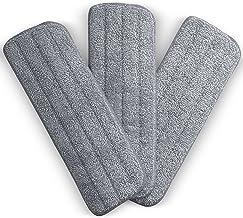 可水洗超细纤维拖把垫(3 件装)