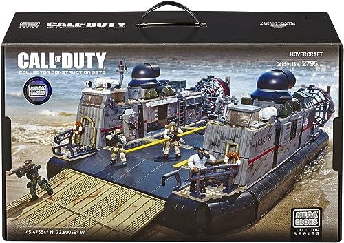 Mattel Mega Bloks DCL07 Call Of Duty - Hovercraft