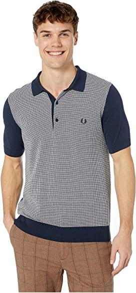 912c087c Fred Perry Twin Tipped Shirt at Zappos.com