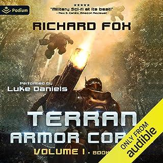 Terran Armor Corps: Volume 1: Terran Armor Corps, Book 1-3