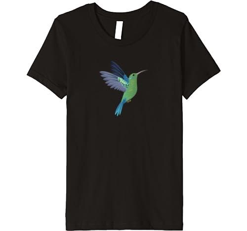 Hummingbird Shirt Womens Summer Birthday Gift Humming Bird Sweatshirt