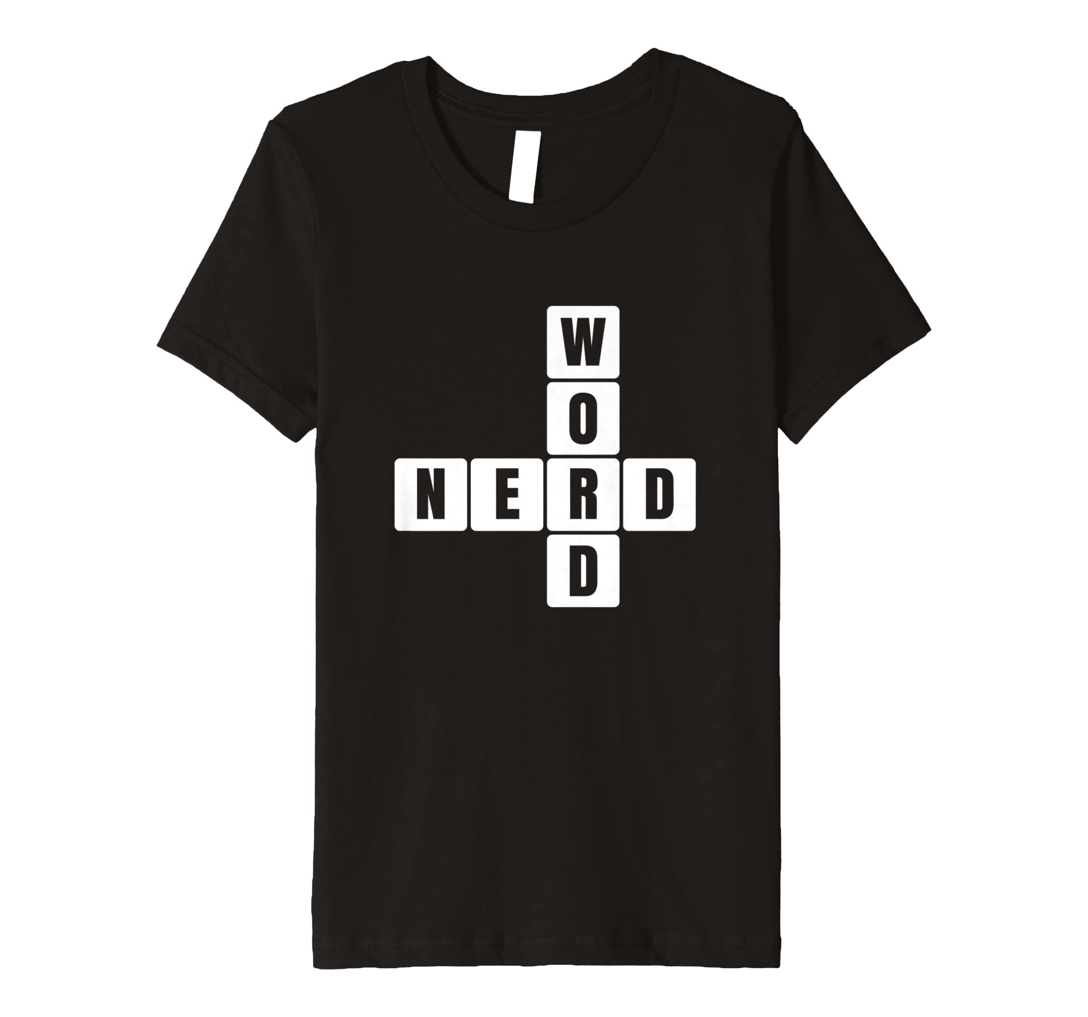 84cb65a3a Amazon.com: Word Game, Word Puzzle Tshirt: Word Nerd: Clothing